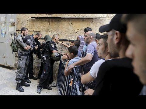 Για τρίτη ημέρα συνεχίζονται οι συγκρούσεις στο τέμενος Αλ Άκσα