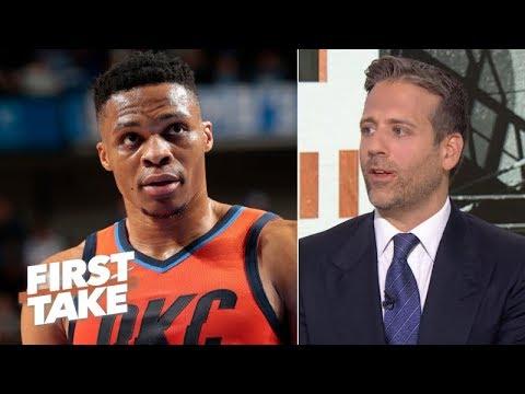 Video: Max Kellerman shoots down Ryan Hollins' top five NBA duos list | First Take