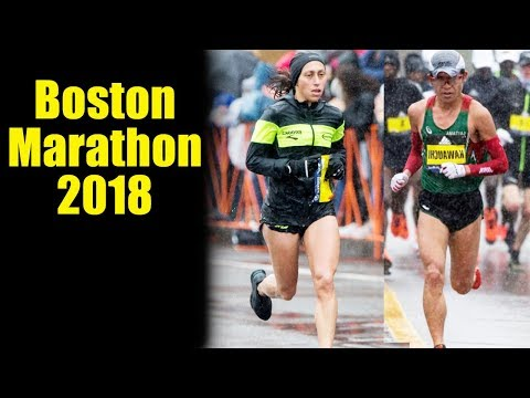 2018 Boston Marathon - When The Going Gets Tough