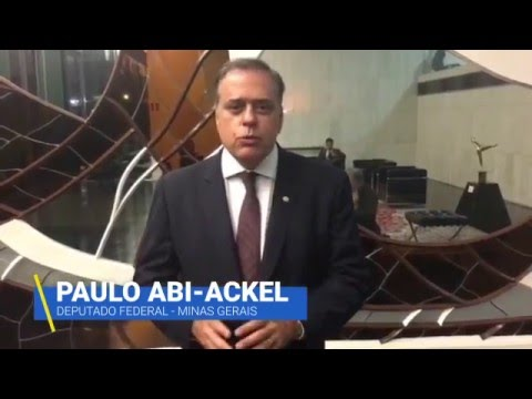 Dia do Trabalho – Deputado Federal Paulo Abi-Ackel