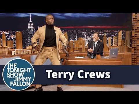 Terry Crews Does the Greatest Robot of All Time