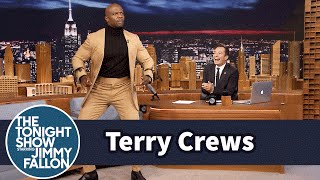 Video Terry Crews Does the Greatest Robot of All Time MP3, 3GP, MP4, WEBM, AVI, FLV September 2018