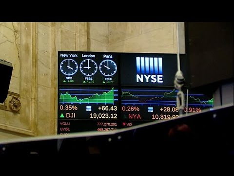 Wall Street: Άνω των 19.000 μονάδων ο Dow Jones