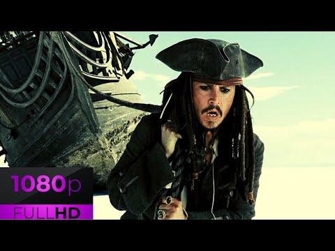 Pirates of the Carribean At Worlds End [2007] Crab Scene (HD)   Karayip Korsanları:Dünyanın Sonu
