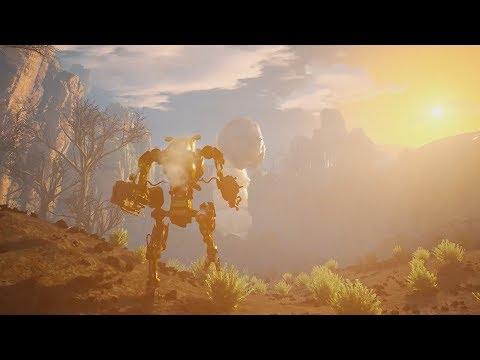 BIOMUTANT Gamescom 2017 Trailer (2017 Action Adventure Game)