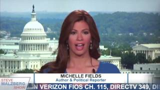 Video Malzberg | Michelle Fields Abruptly Ends Interview, Wrongly Denies Quote From Her Own Book MP3, 3GP, MP4, WEBM, AVI, FLV Juli 2018