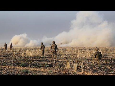 Ιράκ: Συνεχίζονται οι σκληρές μάχες για τον έλεγχο της επαρχίας Ανμπάρ