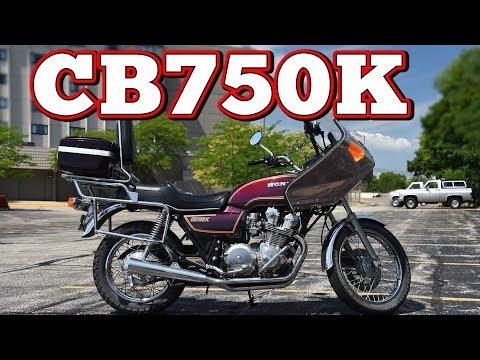 1981 Honda CB750K: Regular Car Reviews - Thời lượng: 10 phút.