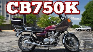 8. 1981 Honda CB750K: Regular Car Reviews