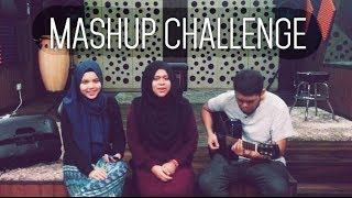 Download Lagu HANI&ZUE (feat. Eday) - The Mashup Challenge Mp3