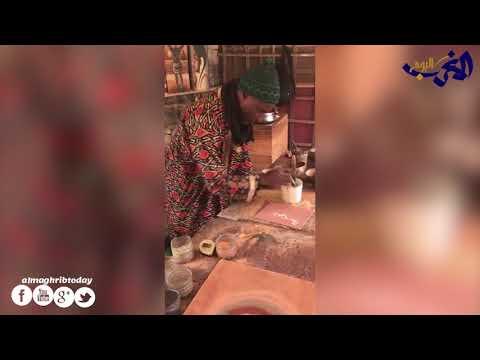 العرب اليوم - بالفيديو: فنان سنغالي يبدع برسوماته باستخدام أنواعًا مختلفة من الرمل عدلي العناوين