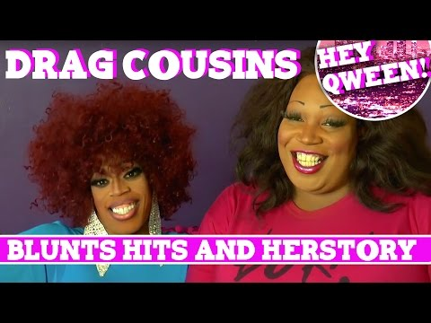 In Loving TRIBUTE: Drag Cousins: BLUNT HITS & HERSTORY with Lady Red & Jasmine Masters