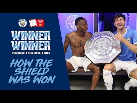 Video: HOW THE COMMUNITY SHIELD WAS WON | ACCESS ALL AREAS