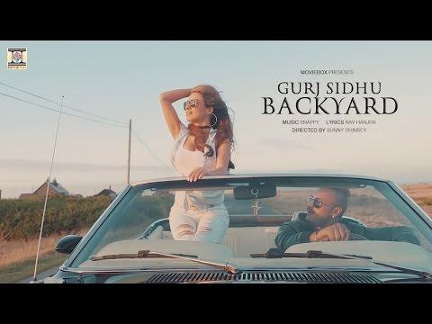 Backyard[Bass Boosted] | Gurj Sidhu | Punjabi Hits 2017