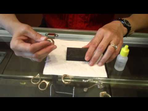 Process for Testing Gold / Silver at Greater Midwest Trading Company - WI