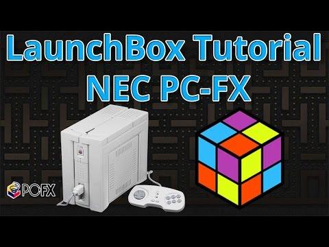 NEC PC-FX - LaunchBox Tutorials