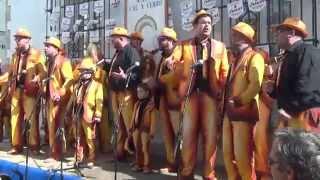 Carnavales en Medina Sidonia Cádiz