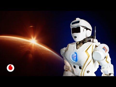 Valkyrie, el robot que preparará la llegada del hombre a Marte
