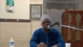 The Foundations of the Sunnah   Lesson 1   Abu Usamah at Thahabi   HD