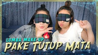 Video Make Up Sambil Merem Buawa VS Nagita | Make Up Box Challenge | Part 1 MP3, 3GP, MP4, WEBM, AVI, FLV Maret 2019