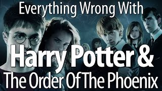 Video Everything Wrong With Harry Potter And The Order Of The Phoenix MP3, 3GP, MP4, WEBM, AVI, FLV September 2018