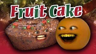 Annoying Orange - FRUITCAKE (ft. Roi Wassabi)