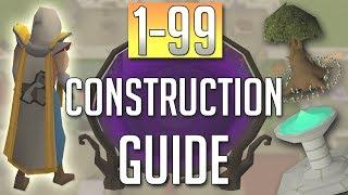 Video [OSRS] In-Depth 1-99 CONSTRUCTION Guide (2018 Best Methods) MP3, 3GP, MP4, WEBM, AVI, FLV Juli 2018