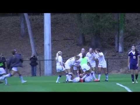 Postgame - Soccer vs. Wingate NCAA