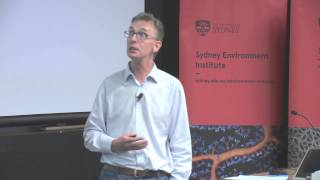Neil Adger - Private responses, public responses and climate futures