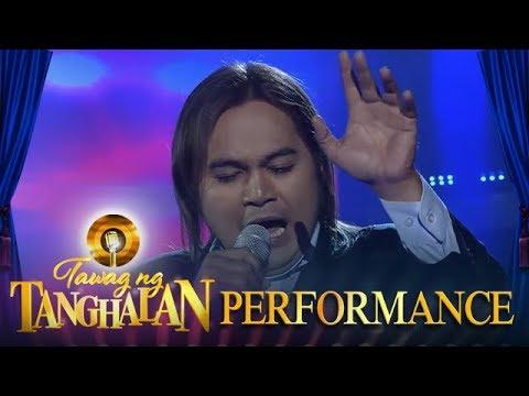 Tawag ng Tanghalan: Boyet Onte | Anak (Day 1 Semifinals)