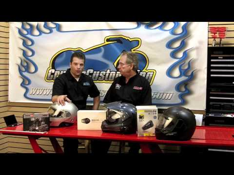 Motorcycle Communication - In this episode of Wednesday with Greg, Kyle and Greg talk about helmet communication systems. Products discussed were Chatterbox, Sena, ScalaRider, Cardo, C...