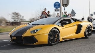 Subscribe NOW to Autospotter15: http://full.sc/11XgwmMI was invited to the Dutch premiere of Need for Speed. For this event, more than 200 supercars formed the biggest supercar jam ever in the Netherlands! Among the guests were Dutch DJ's Afrojack (0:37) and Nicky Romero (1:20). What is your favorite supercar in the video? Please share your opinion in the comments below. I hope you enjoyed watching this video. All feedback on my videos is appreciated. Feel free to like this video, leave a comment, subscribe to my channel and share this video with others! Thanks for watching!JoostGet more Autospotter15:Facebook: https://www.facebook.com/autospotter15
