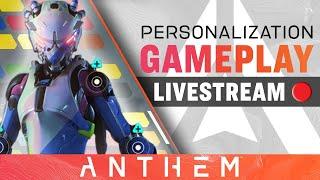 Javelin Personalization - Anthem Developer Livestream from November 15