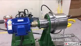 video thumbnail [YoohanENS] Winch Drive Planetary Gear Reducer, Gearbox youtube