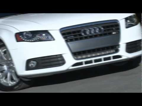 2011 Audi A4 – Drive Time Review with Steve Hammes