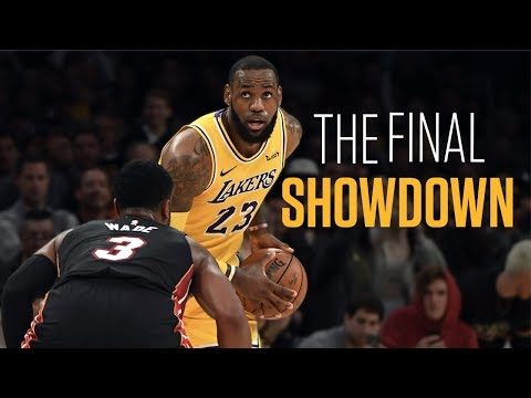 Video: LeBron James & Dwyane Wade's final showdown | NBA on ESPN