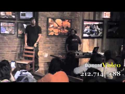 DjmarioTV presents OMAR THOMPSON & ROB STAPLETON UPTOWN COMEDY