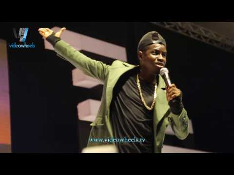 KENNY BLAQ TAKES SHOTS AT WIZKID, MR EAZI, SMALL DOCTOR AT USHBEBE'S YA DADI 7