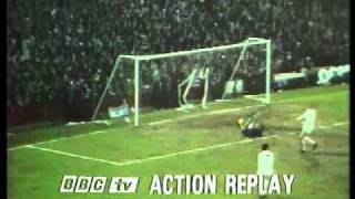 Peter Osgoods Flugkopfball im FA-Cup-Finale gegen Leeds United