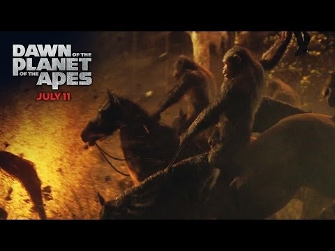 Dawn of the Planet of the Apes (TV Spot 'Countdown')