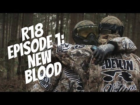 R18 Ep 1: New Blood | Rushers | UKWM Paintball