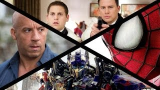 2014 Summer Movie Preview: Transformers, Godzilla, Spider-Man&More!