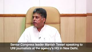Manish Tewari On Triple Talaq