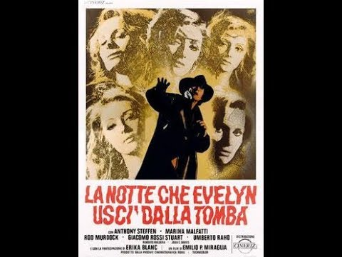 The Night Evelyn Came Out of the Grave (1971) - Trailer (International) HD 1080p