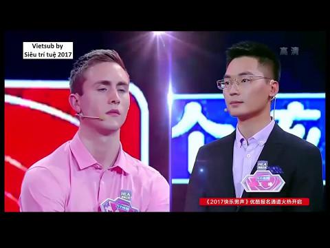 Siêu trí tuệ 2017, Tập 37_1: Vương Phong vs Alex Mullen - Thời lượng: 14:14.