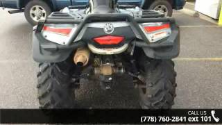 8. 2011 Can-Am Outlander 650 XTP  - Banner Recreational & Ma...