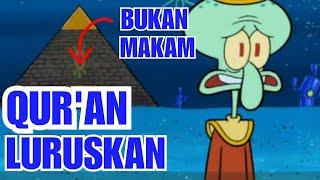 Video ALQURAN MENGUNGKAP | Alquran Luruskan Fakta Piramid MP3, 3GP, MP4, WEBM, AVI, FLV Juni 2019
