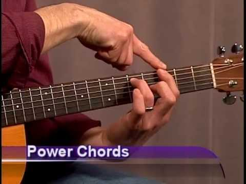 Beginner Guitar Power Chords