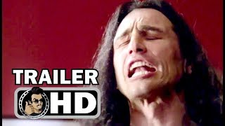 Nonton THE DISASTER ARTIST Official Trailer #2 (2017) James Franco, Seth Rogen The Room Movie HD Film Subtitle Indonesia Streaming Movie Download