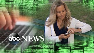 ABC News' Becky Worley reports on what consumers should know about the data collection policies of websites such as Google and Facebook.